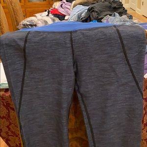 Lulu capri workoutpants